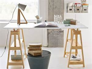 O Trouver Des Trteaux Design Pour Un Bureau Home Ideas