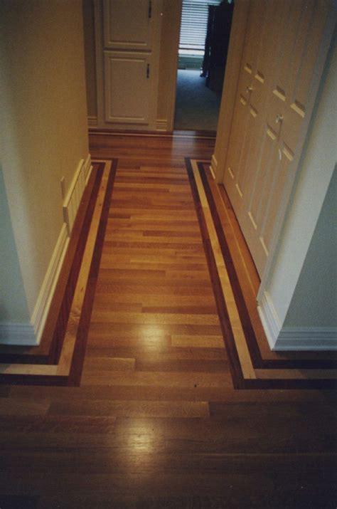 Fliesen Legen Schmaler Flur by Hallway Floor Where All The Wood Goes One Direction