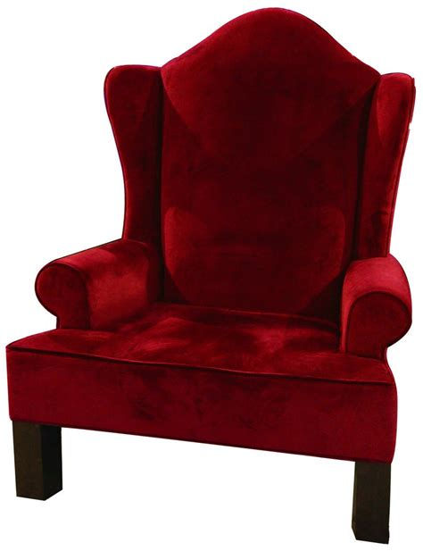 red wing  santa chair commercial christmas supply