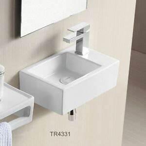 Waschbecken Eckig Klein : design waschtisch kleines g ste wc handwaschbecken ~ Watch28wear.com Haus und Dekorationen