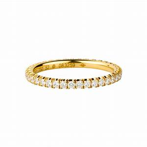 Yellow Gold Diamond Wedding Rings More Than Beautiful