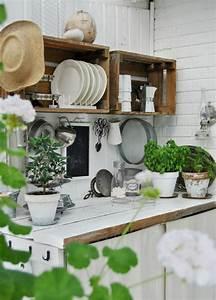 Le Meuble Rustique Pour Le Jardin Voir Nos Ides Magnifiques