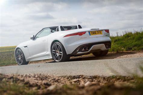 Rough Guide To Jaguar F-type