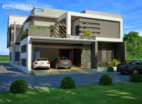 modern 1 house plans 1 kanal house plan layout 500 sq 3d front design