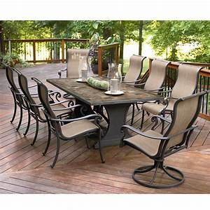 Patio furniture stay comfortable outdoors with furniture for Patio dining furniture