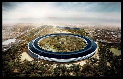 siege social apple découvrez l 39 incroyable siège que veut construire apple aux