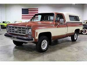 1977 Chevrolet Cheyenne For Sale On Classiccars Com