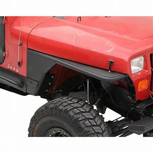 Smittybilt Front Xrc Tube Fenders Without Flare In