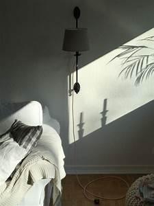 Wandlampe Mit Kabel Und Stecker : wandlampe mit neuem textilkabel und stecker elbgestoeber ~ Markanthonyermac.com Haus und Dekorationen