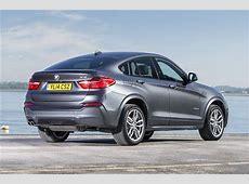 BMW X4 F26 2014 Car Review Honest John