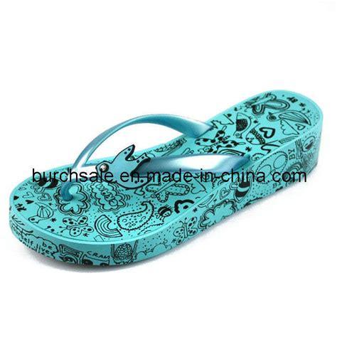 designer flip flops china designer wedge flip flop shoes fashion 0002a