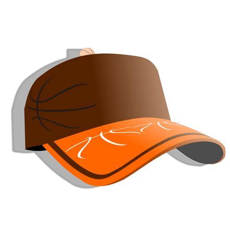 brown baseball hat png svg clip art  web