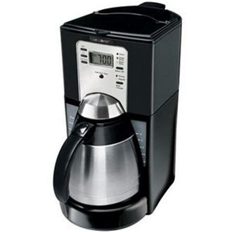 We'll review the issue and make a decision about a partial or a full refund. Mr. Coffee 12-Cup Thermal Programmable Coffee Maker FTTX95 Reviews - Viewpoints.com