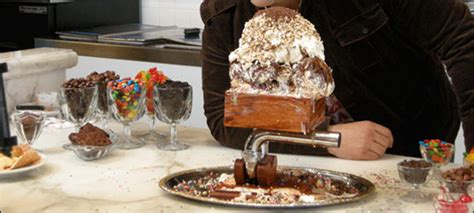 kitchen sink challenge the kitchen sink at the san francisco creamery i bet you 8501