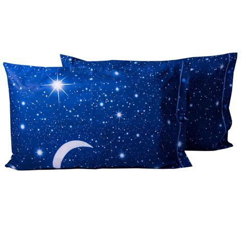 completo lenzuola  cotone cielo stellato cose  casa  mondo  accessori  la casa
