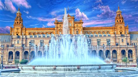 Hd Anime Scenery Wallpapers Spain 3 Wallpapers