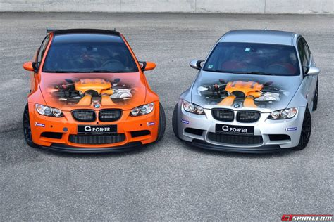 Bmw M3 Crt by Official G Power Bmw M3 Crt And M3 Gts Gtspirit