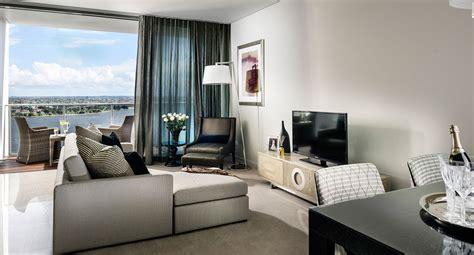two bedroom apartments two bedroom apartment with kitchen fraser suites perth 13673   Two bedroom apartment livingroom