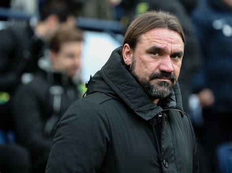 Norwich City manager Daniel Farke sympathises with Preston ...