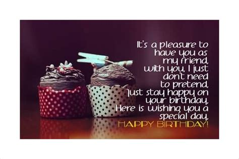 email birthday cards  sample  format