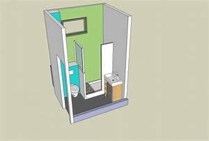 Salle De Bain Petite Surface : salle de bain petite surface 2m2 recherche google ~ Dailycaller-alerts.com Idées de Décoration
