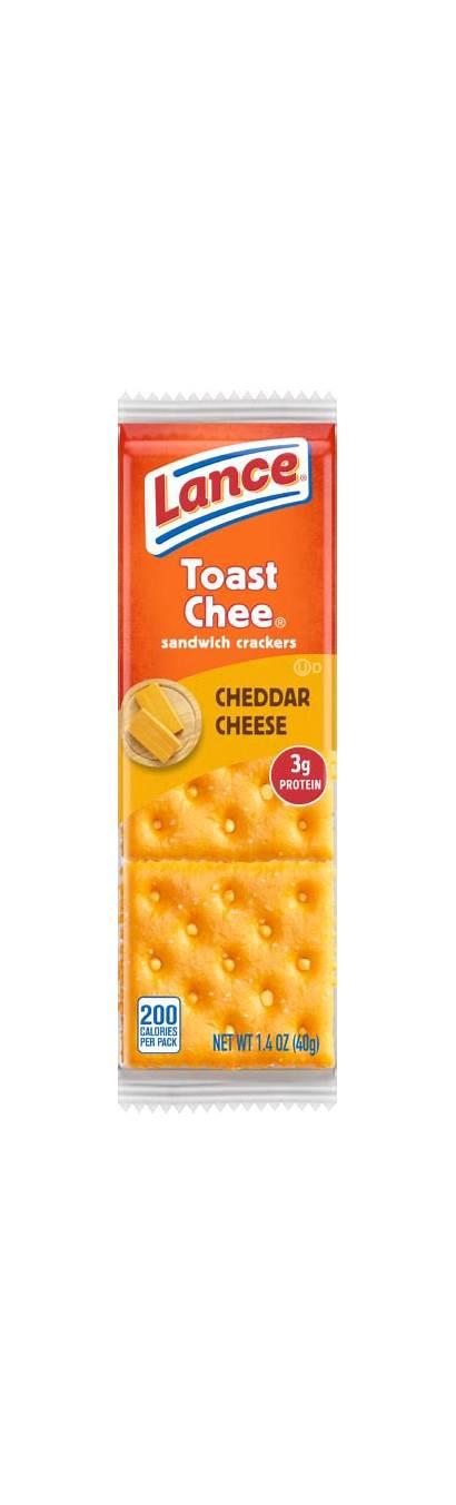 Lance Cheddar Crackers Sandwich