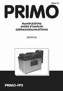 Primo Fp5 Fryer Download Manual For Free Now