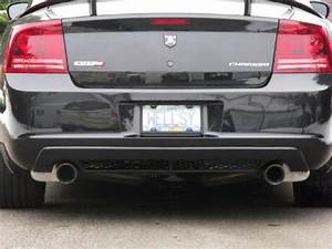 Dodge Charger Rear Diffusers Gallery