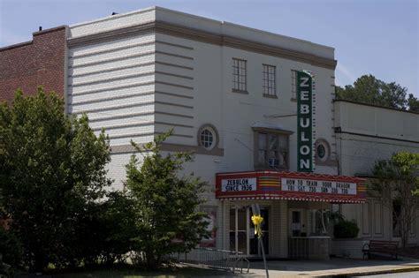Zebulon Theater | Official Georgia Tourism & Travel ...