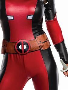 Deadpool, Costume, For, Adults, -, Marvel, Deadpool