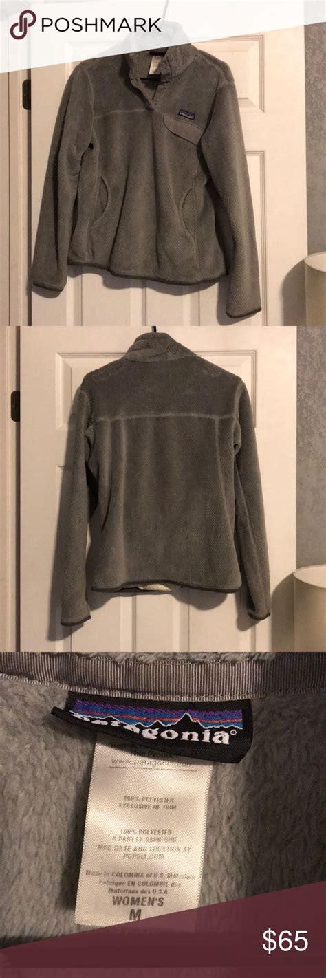 Gray Patagonia Sweater-Small Burn Mark on Arm | Patagonia ...