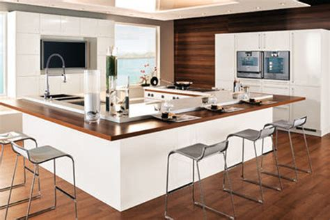 cuisine ilot centrale design modle cuisine avec ilot central cuisine avec ilot central