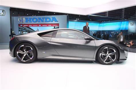 2013 honda nsx concept side