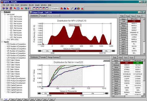 simulation de monte carlo risk gt fonctionnalit 233 s ritme logiciels scientifiques et formations
