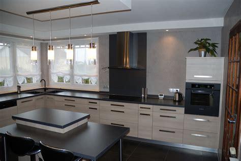 meubles de cuisine sur mesure agencement glad