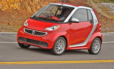 smart fortwo electric drive  drive review