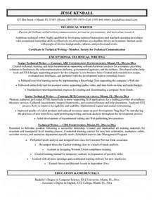 resume format for senior account executive public relations technical writer resume