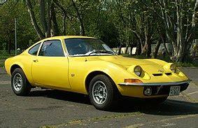Opel Gt Wiki by Opel Gt