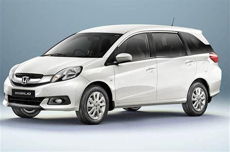 Honda Mobilio Image by Honda Mobilio Mpv Launched At Rs 6 49 Lakh Autocar India