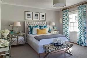 Touches feminines pour une chambre design moderne design for Chambre design feminin moderne