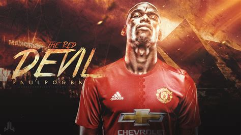 Manchester United Animated Wallpapers - paul pogba manchester united wallpapers 89 images