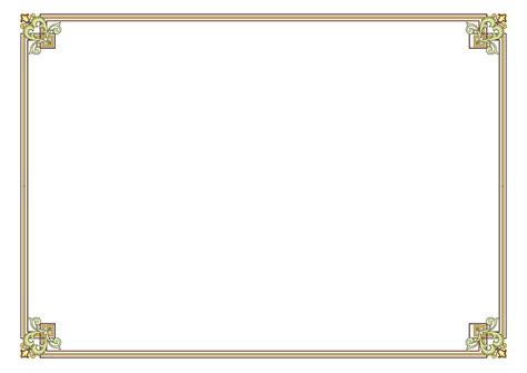 one 30 white gold script shape กรอบใบประกาศเก ยรต ค ณ ลายไทย ลายสากล แบบท 18