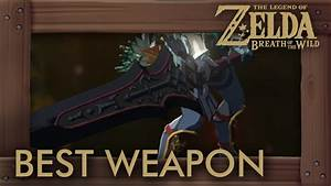Zelda Breath of the Wild - Royal Guard's Claymore ...