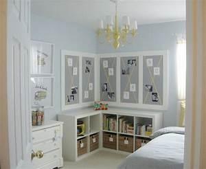 Deco Murale Blanche : chambre enfant blanche 32 inspirations exquises pour enfant ~ Teatrodelosmanantiales.com Idées de Décoration