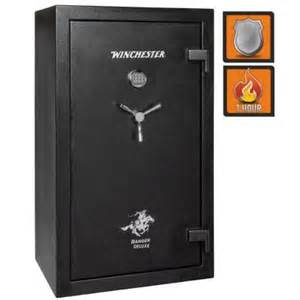 winchester gun safe with electronic lock won t open