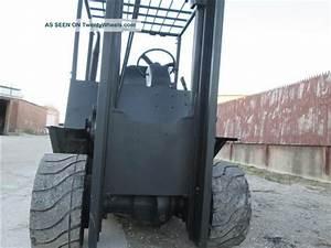 Yale Gdp070 Forklift Lift Truck Hilo Fork  7000lb Cap