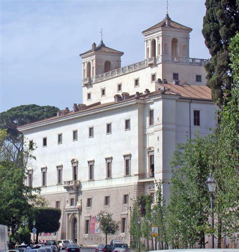villa medicis rome chambres villa medici