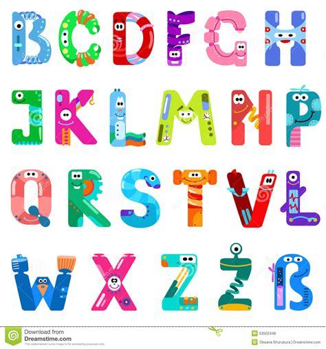 v i s u a l s templates consonantes ilustraciones stock vectores y clipart