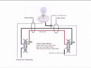 3 way switch wiring made easy applies to 4 way switches With 4 way switch in out