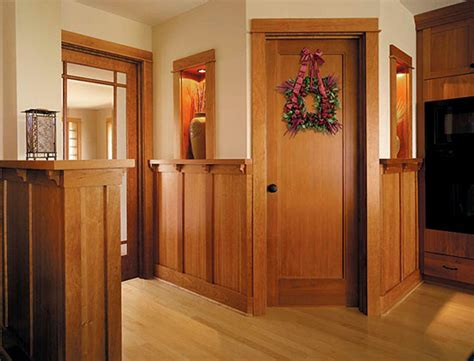 Inside Doors by Windows Doors On The Inside Arts Crafts Homes And